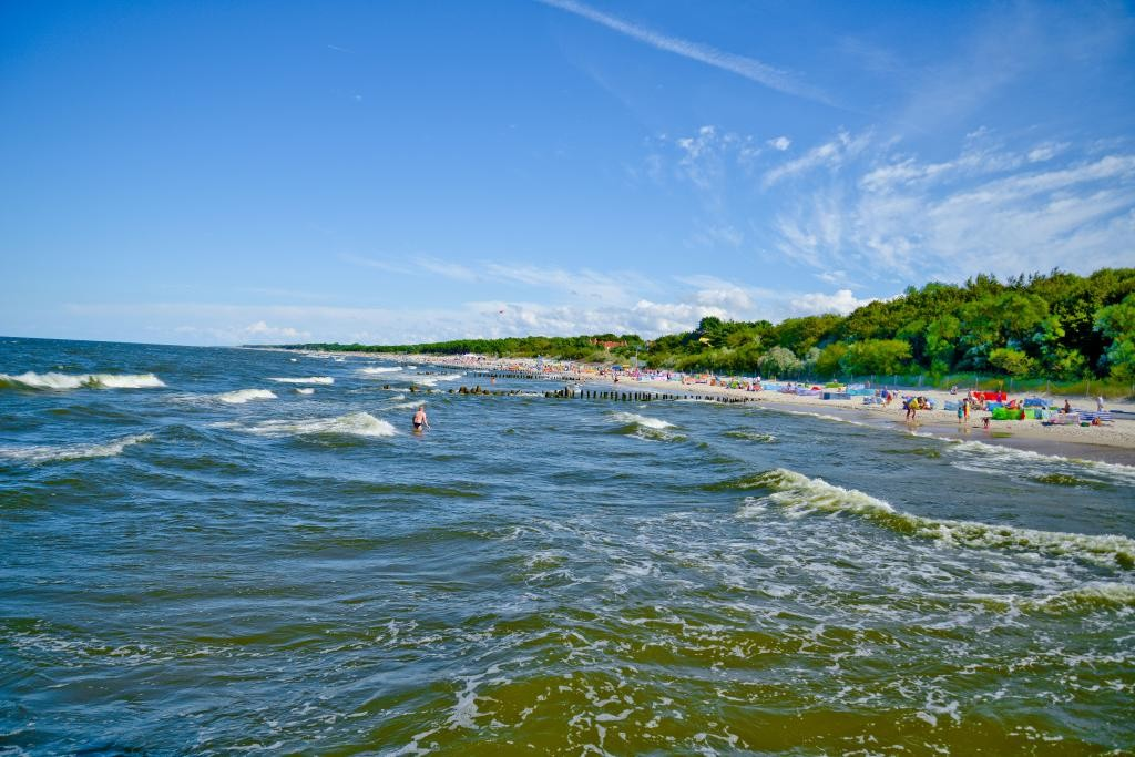 Wielkanoc w Niechorzu wakacje noclegi nad morzem 2016