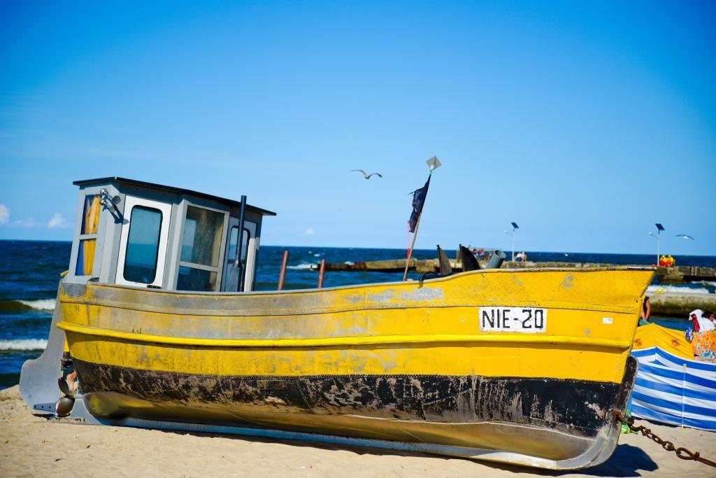 Majówka nad morzem w Niechorzu to najlepiej spędzić w pensjonacie Gościeniec Ptasi Zaułek