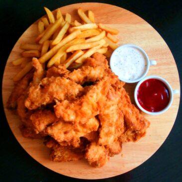 Kuchnia amerykańska w Niechorzu, czyli alternatywa dla bałtyckiej ryby