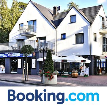 Booking.com – rezerwacja w Gościńcu