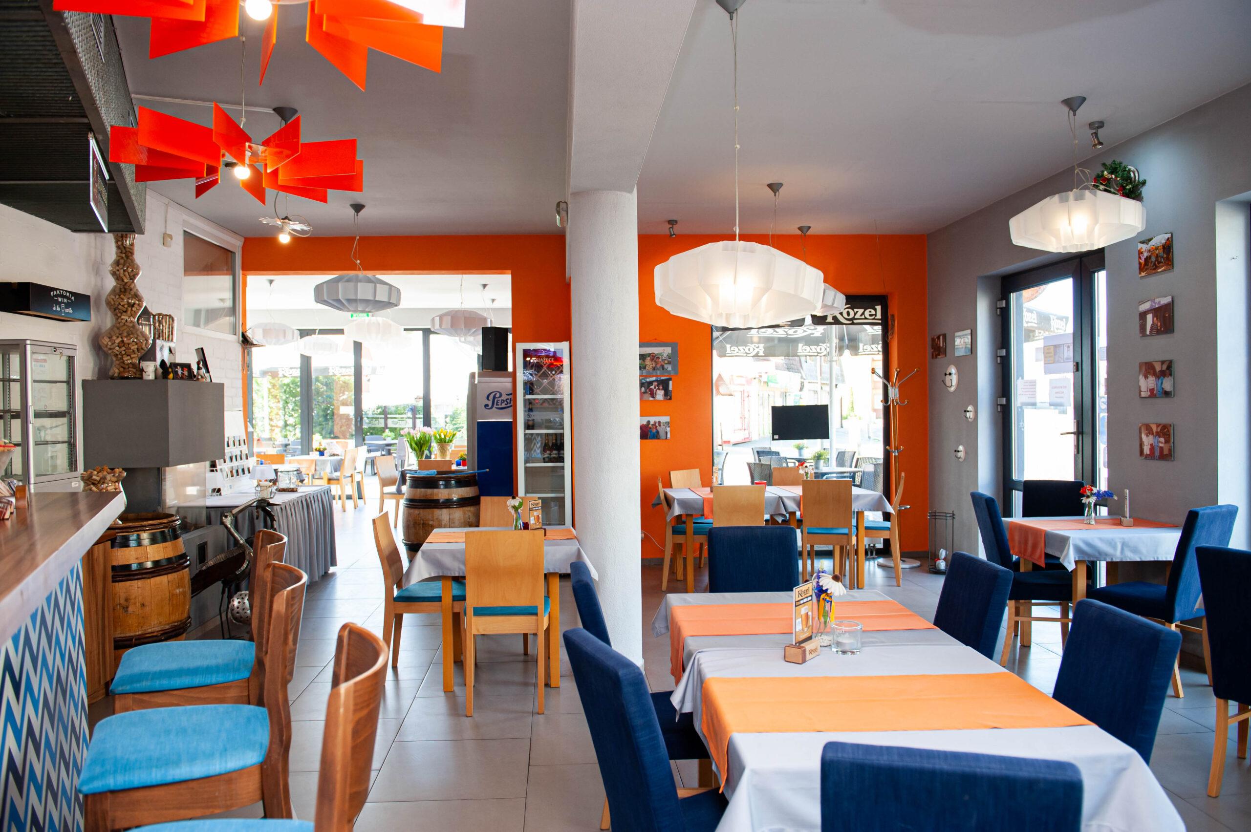 Restauracja smaczne jedzenie Niechorze 2021